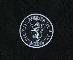 Anniversary Patch / KAMPFAR
