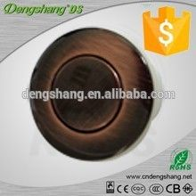 waste disposal air switch button with ORB colour, View waste disposal air switch button, DengShang OEM Product Details from Taizhou Dengshang Mechanical & Electrical Co., Ltd. on Alibaba.com
