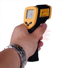 Homebrew Finds: Reader Tip: Infrared Thermometer - $12.50 Shipped