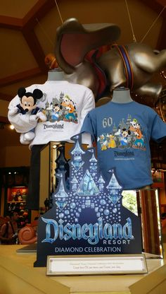 Disneyland's 60th Anniversary Merchandise Round Up