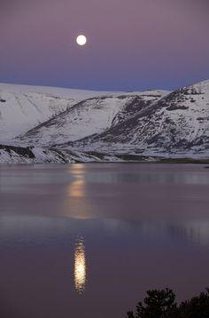 Caviahue, Centro de esquí en Neuquén.