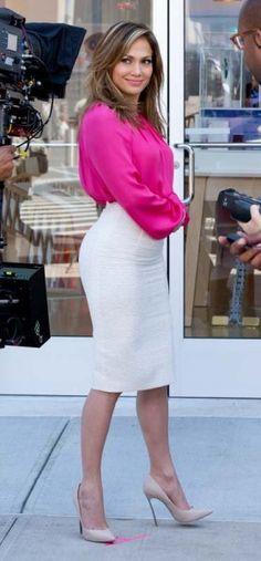 Jennifer Lopez  New York City NY June 14 2013