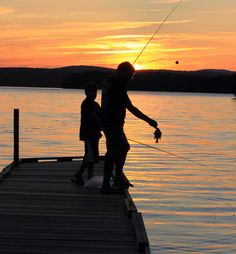 Father and Son fishing Time by ImageryMasters Photography, via Flickr
