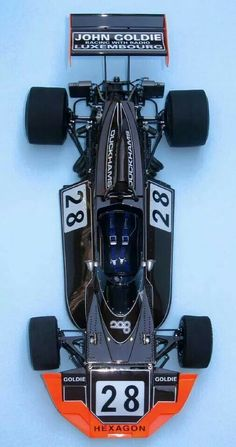 Hexagon Brabham BT 42 B 1974 John Watson