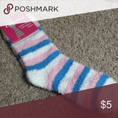 Slipper socks Super soft slipper socks never worn carnival Other