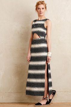 WE ♥ THIS!  ----------------------------- Original Pin Caption: Moriko Midi Dress - anthropologie.com #anthroregistry