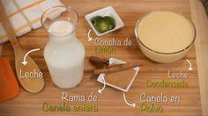La concha de limón en la receta del #ArrozConLeche le da un toque cítrico que lo hace que sea un postre inolvidable. #PataCook