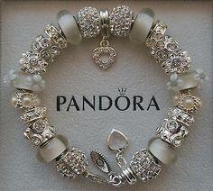 Pandora Jewelry OFF!> Authentic Pandora Bracelet Swarovski Crystals Flower White Pearl Gift New . - Authentic pandora bracelet swarovski crystals flower white pearl gift new – Authentic-Pandora-Bra - Armband Swarovski, Bracelet Swarovski, Swarovski Crystals, Beaded Bracelets, Cartier Bracelet, Wrap Bracelets, Swarovski Jewelry, Silver Bracelets, Cute Jewelry