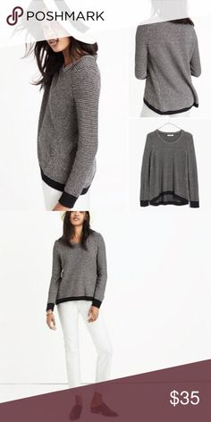 3a5441de8ed Madewell Riverside Pullover Sweater This is a fantastic