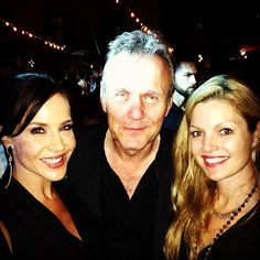 "Julie Benz: ""Buffy reunion!!! @clarekramerofficial @anthonyshead #buffy #defiance #dominion #sdcc"""