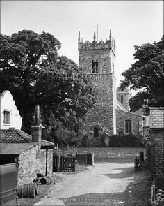 Old Clee church