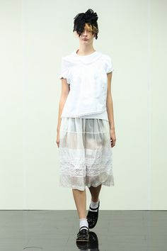 Spring Summer Collection - tricot Comme des Garcons (tricot COMME des GARÇONS) 2014