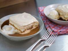 Tiramisu Affogato recipe from Trisha Yearwood via Food Network (Season 8 -- Let's Get It Percolating) Top Recipes, Best Dessert Recipes, No Bake Desserts, Just Desserts, Sweet Recipes, Delicious Desserts, Cake Recipes, Sweet Desserts, Icebox Desserts