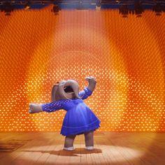 New party member! Tags: singing sing sound sing movie meena belt out belting out Cartoon Movies, Sing Movie Characters, Disney Pixar, Sing Animation, Animation Series, Sing 2016, Dreamworks, Singing Career, Pickup Lines