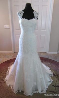 Justin Alexander 8707: buy this dress for a fraction of the salon price on PreOwnedWeddingDresses.com