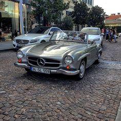342 best mb 190sl images mercedes benz 190 antique cars autos rh pinterest com