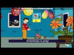 Sinterklaasliedjes van vroeger - Sinterklaas is jarig Amazing Songs, Family Guy, School, Fictional Characters, Youtube, Logo, Winter, Winter Time, Logos