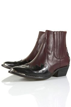 Winter Fashion: Cowboy boots I.WANT.THESE!