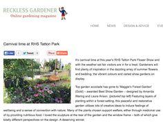 Reckless Gardener Online Garden Magazine