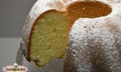 cake de queso y limon