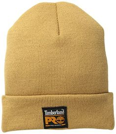 Timberland Pro Men's Watchcap, Wheat, One Size