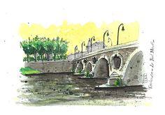 Toulouse, le plus vieux Pont (©Cigara)