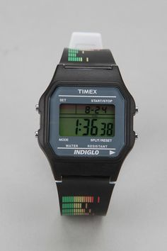 Timex 80 Pattern Watch