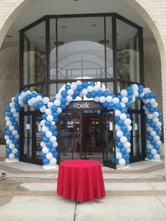 Belks Re Grand Opening:   We provide balloonology for the following events: Weddings Anniversaries Corporate Events Birthdays Grand Openings  Types of balloonology: Balloon Bouquets