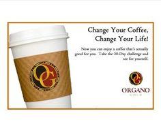 Organo Gold Healthy Coffee Testimonials http://cafealnisaa.myorganogold.com/