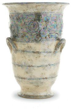 Lustro Tall Vase - traditional - vases - Arte Italica