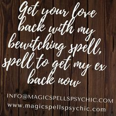 Get your love back with my bewitching spell works perfectly well when someone you're obsessed with breaks your heart, your life becomes depressed, sad, disappointed and you're so devastated. Getting Over Someone, When Someone, You Really, You Got This, Voodoo Spells, Powerful Love Spells, Divorce Papers, Psychics, Psychic Abilities