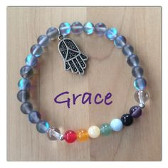 A personal favorite from my Etsy shop https://www.etsy.com/listing/198300934/energy-healing-bracelet-seven-chakra