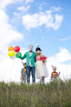 family circus costumes