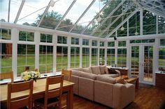 22 best Sunroom Garden Designs images on Pinterest | Sunroom ...