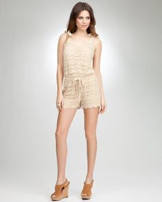 Rompers Recently became my best friend - loving the shoes as well.