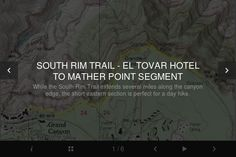 "Slideshow of Grand Canyon's South Rim Trail - El Tovar Hotel to Mather Point Segment. Learn more about this and other great trails in ""Best Sights to See at America's National Parks"": http://www.amazon.com/Sights-Americas-National-Parks-Hittin-ebook/dp/B018W7Y288"