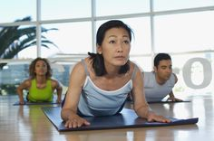 Growing pains: Why it's harder to do yoga the older you get