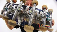 THE CENTIPEDE SKATEBOARD | STUPID SKATE EP 79 – Braille Skateboarding: Source: Braille Skateboarding