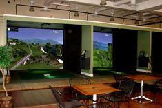 GSA Advanced Golf Simulators: Enclosures