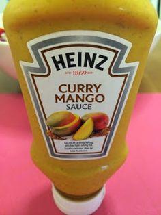 Liian hyvää: Hedelmäinen broileri-pastasalaatti Mango Sauce, Ketchup, Mustard, Curry, Food And Drink, Mango Salsa, Curries, Mustard Plant