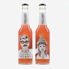 Sechzisch Vierzisch Roséwein + Orangenlimonade (15er-Kiste) | selekkt.com