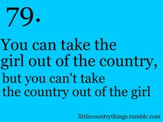 Little Country Things