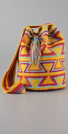 Wayuu Taya Foundation Susu Bag                    	              	            	  	            	  	                                        Susu Bag