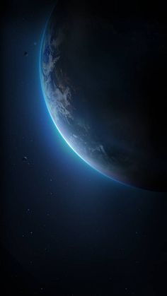 Glowing Planet Earth Illustration Iphone 5 Wallpaper Lock Screen