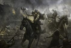 Charge of the Vikings