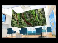 A short video about the construction of the #verticalgarden at the NBG store in Thessaloniki, Greece