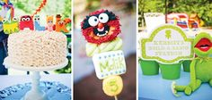 Hostess with the Mostess® - Baby Birthday Party theme ideas!!