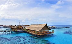 Kapalai Dive Resort, Malaysia