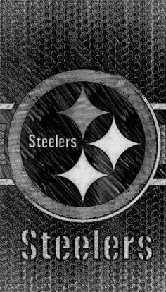 Pitsburgh Steelers, Here We Go Steelers, Steelers Stuff, Pittsburgh Steelers Football, Pittsburgh Sports, Football Gear, Pittsburgh Steelers Wallpaper, Nfl Logo, Steeler Nation