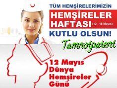"""Sağlık çalışanlarımızın """"Hemşireler Haftası"""" kutlu olsun.#marka #patent #tescil #tamnotpatent"""